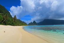 Ofu Beach, Ofu, American Samoa