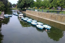 Royal Military Canal Rowing Boat Hire, Hythe, United Kingdom