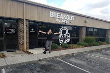 Breakout Games - Knoxville, Knoxville, United States