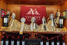 Vincent Vineyards, Santa Ynez, United States
