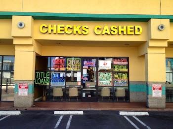 La Cienega - Los Angeles Check Cashing Payday Loans Picture