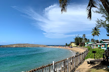 Montones Beach, Isabela, Puerto Rico