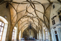 Old Royal Palace, Prague, Czech Republic