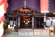 Kitamuki-kannon Temple, Ueda, Japan