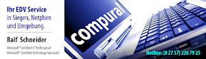 COMPURAL Netphen • Siegen • EDV & Computer-Service, PC-Reparatur, Virenentfernung, Webdesign