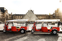 Paris Tuktuk, Paris, France