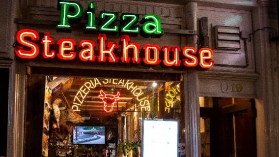 Restaurant eethuis Bosporus