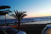 Playa de la Caleta, Hermigua, Spain