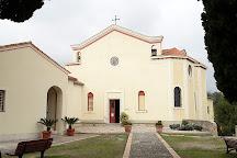 Monastere de l'Annonciade, Menton, France