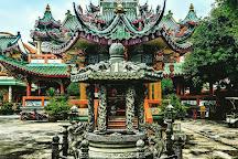 Che Chin Khor Temple and Pagoda, Bangkok, Thailand