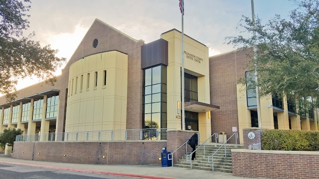 Williamson County Justice Center Courthouse Annex