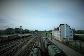 Железнодорожная станция  Lida