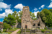 S:t Olofs Church Ruins, Sigtuna, Sweden