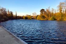 Lac des Minimes, Paris, France