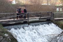Nacimiento del rio Ebro, Fontibre, Spain