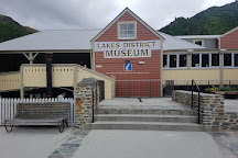Lakes District Museum & Art Gallery, Arrowtown, New Zealand