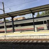 Железнодорожная станция  Puertollano