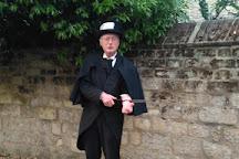 Bill Spectre's Ghost Trails, Oxford, United Kingdom