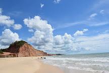 Farol Beach, Prado, Brazil