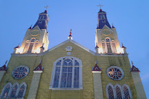 Iglesia San Francisco, Isla Chiloe, Chile