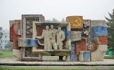 , площадь академика А. Д. Сахарова на фото Барнаула