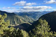 Mirador Roc de la Sabina, Arinsal, Andorra
