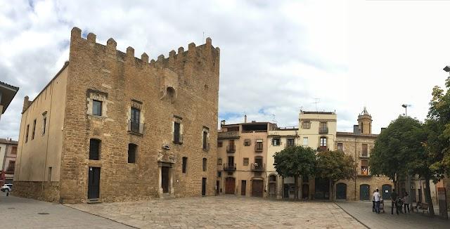 Castell Palau de la Bisbal d'Empordà