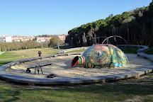 Parque do Vale do Silencio, Lisbon, Portugal