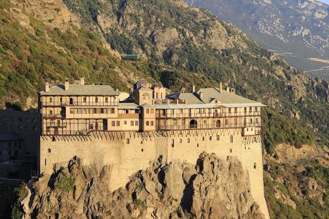Monastère de Simonopetra