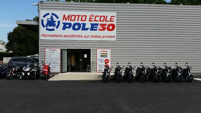 Moto École Pôle 30