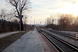 Станция  Esztergom