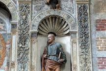 Chiesa degli Eremitani, Padua, Italy