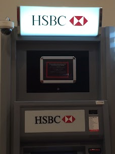 HSBC ATM dubai UAE