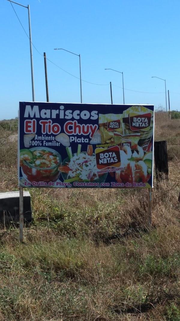 mariscos el tio chuy 52 672 122 3166 navolato sin mexico readymap mexico