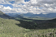 Many Parks Curve Overlook, Rocky Mountain National Park, United States