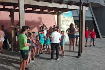 Muelle de las Carabelas, Huelva, Spain