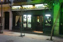 Cafe Populart, Madrid, Spain