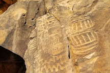 Parowan Gap Petroglyphs, Parowan, United States