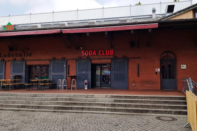Bildergebnis für ladehalle club berlin