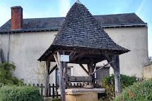 Le Puit Qui Parle, Troo, France