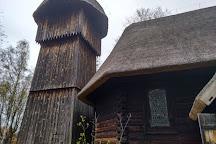 Muzeum Budownictwa Ludowego, Olsztynek, Poland