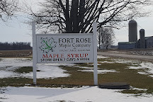 Fort Rose Maple Company, Parkhill, Canada