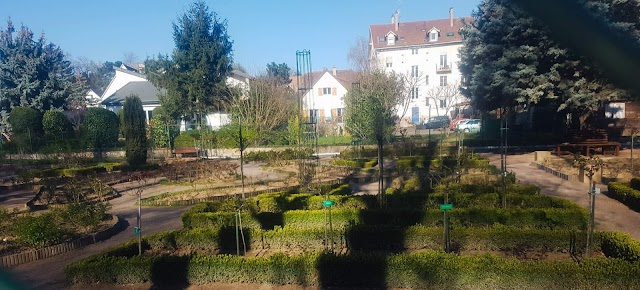 Parc de la Roseraie