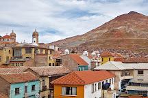 Cerro Rico, Potosi, Bolivia