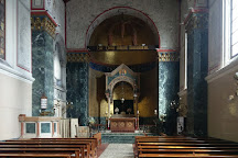 The Anglican Church of the Ascension, Cadenabbia di Griante, Italy