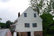 Old Wye Grist Mill, Wye Mills, United States