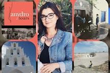 Anydro Tour, Megalochori, Greece