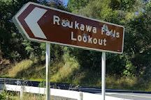 Raukawa Falls, Ohau, New Zealand