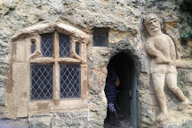 Chapel of Our Lady of the Crag, Knaresborough, United Kingdom