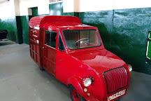 Museu de l'Automoció. Roda Roda, Lleida, Spain